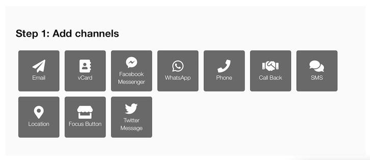 HelloBox - channel options