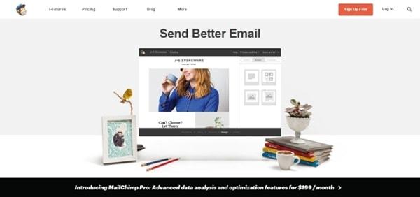 mailchimp value proposition