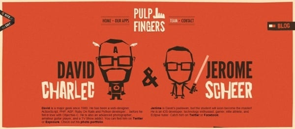 pulp_fingers_our_team