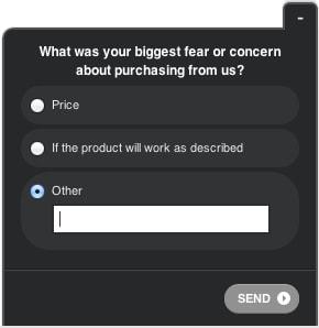 SaaS Marketing Tools Qualaroo