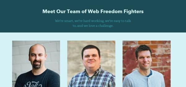 Best Team Page Sparkbox