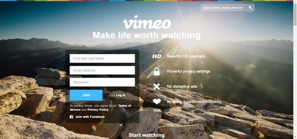 vimeo value proposition