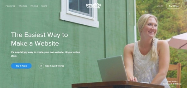 weebly value proposition