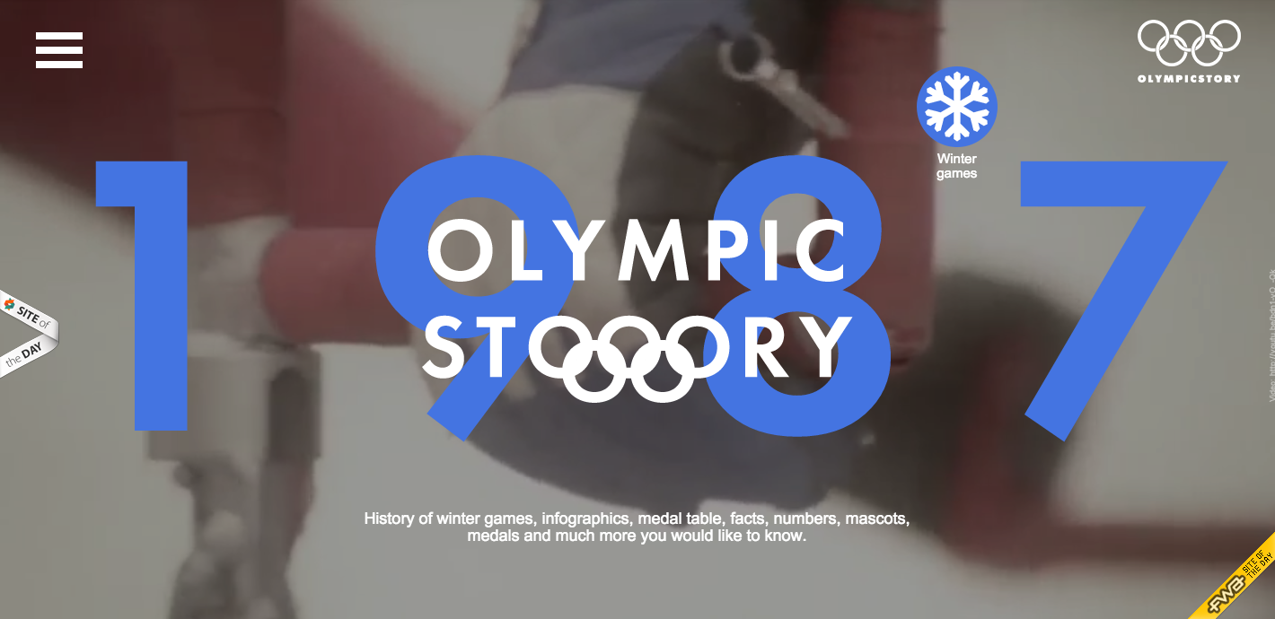 Olympic Story 2016 Trends