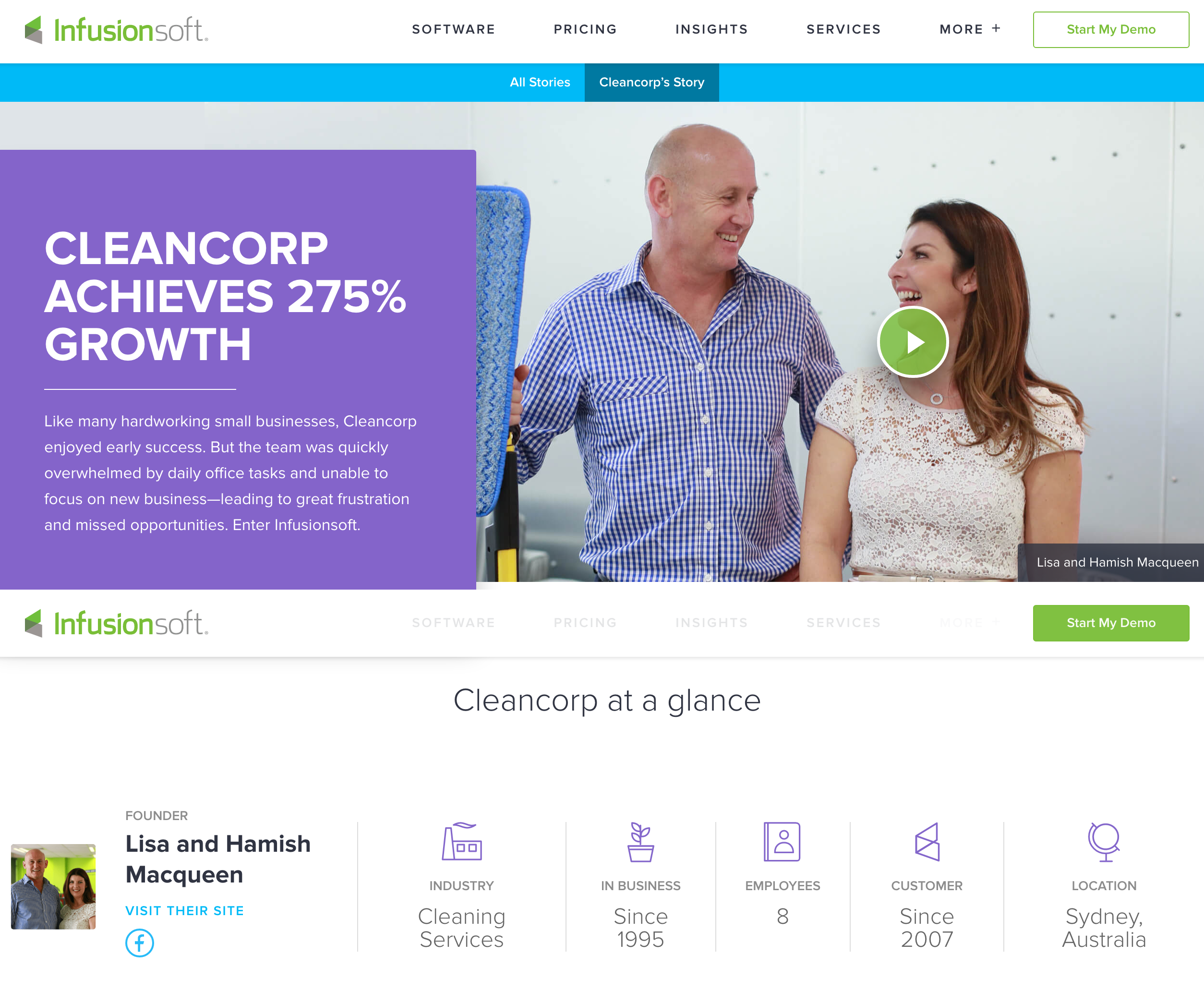 infusionsoft-cleancorp-case-study