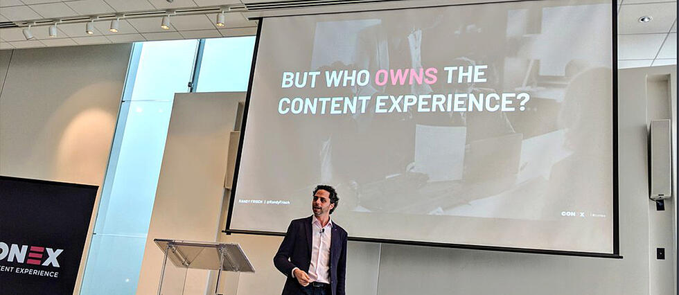 CONEX Chicago: 4 Ways to Fix Your Content Experience