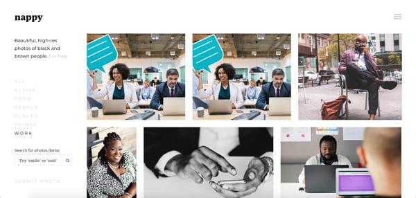 diverse-inclusive-stock-photos-nappy