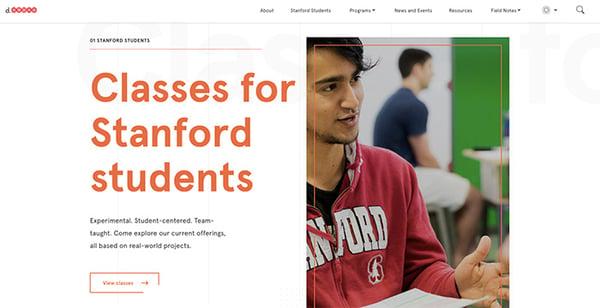 dschool_stanford-homepage