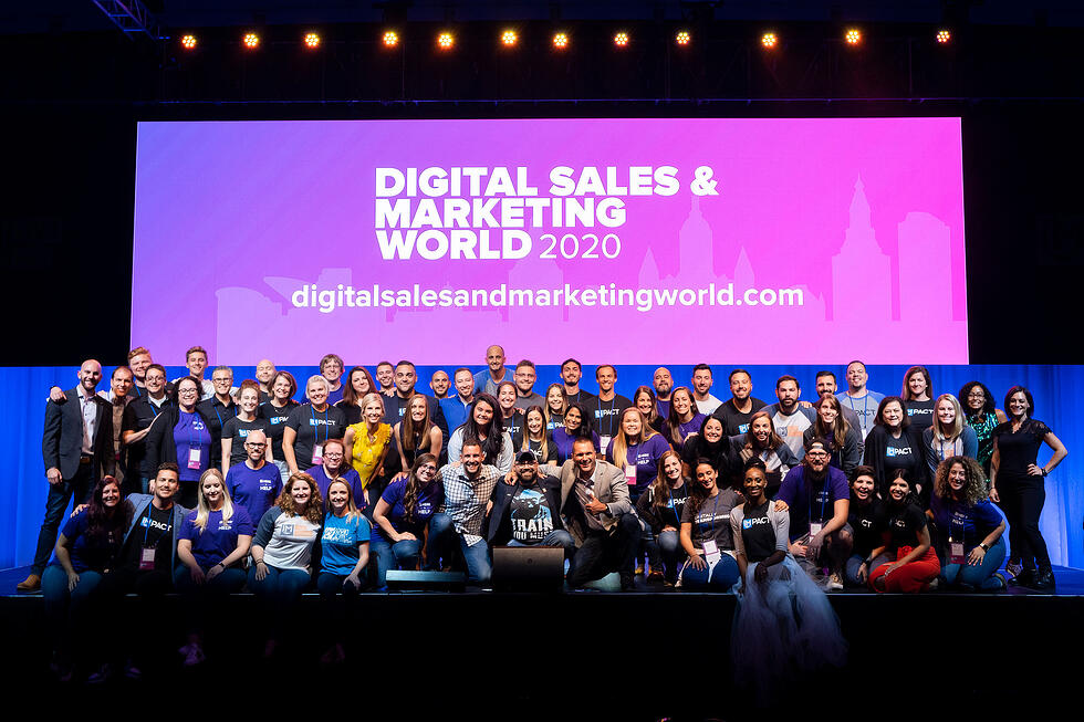 Why Digital Sales & Marketing World is no longer a single-track event [Interview]