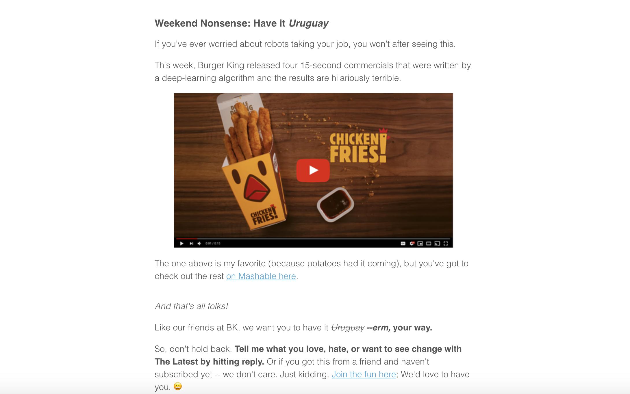 email-marketing-newsletter-lessons-humor