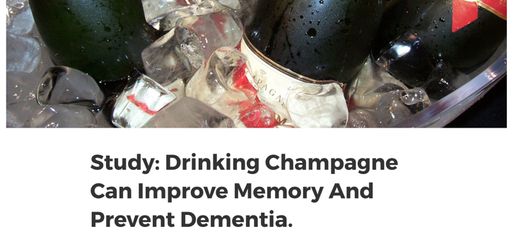 Study  Drinking Champagne Can Improve Memory And Prevent Dementia.   Newsner.png