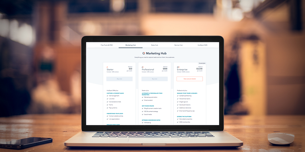 Can enterprise-level companies really use HubSpot Marketing Hub Enterprise?