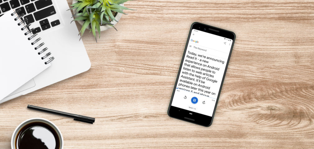 Google Assistant can now translate and read web pages aloud on Android