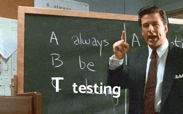 google-ads-testing