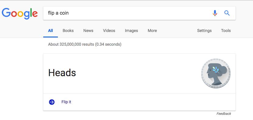 google-flip-coin-hack