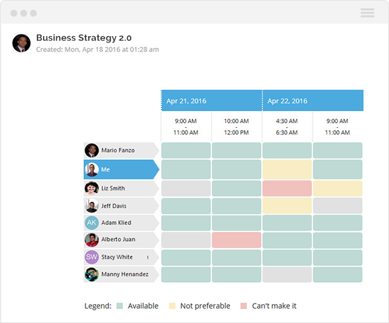 Top 6 Meeting Scheduler Apps & Tools to Improve Your Productivity in
