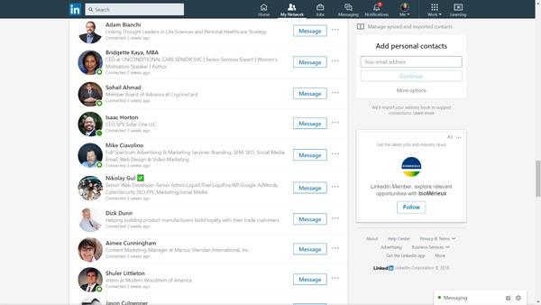 linkedin-branding-direct-messaging