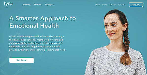 lyra-homepage