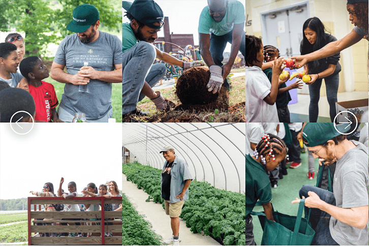 mission statement examples sweetgreen