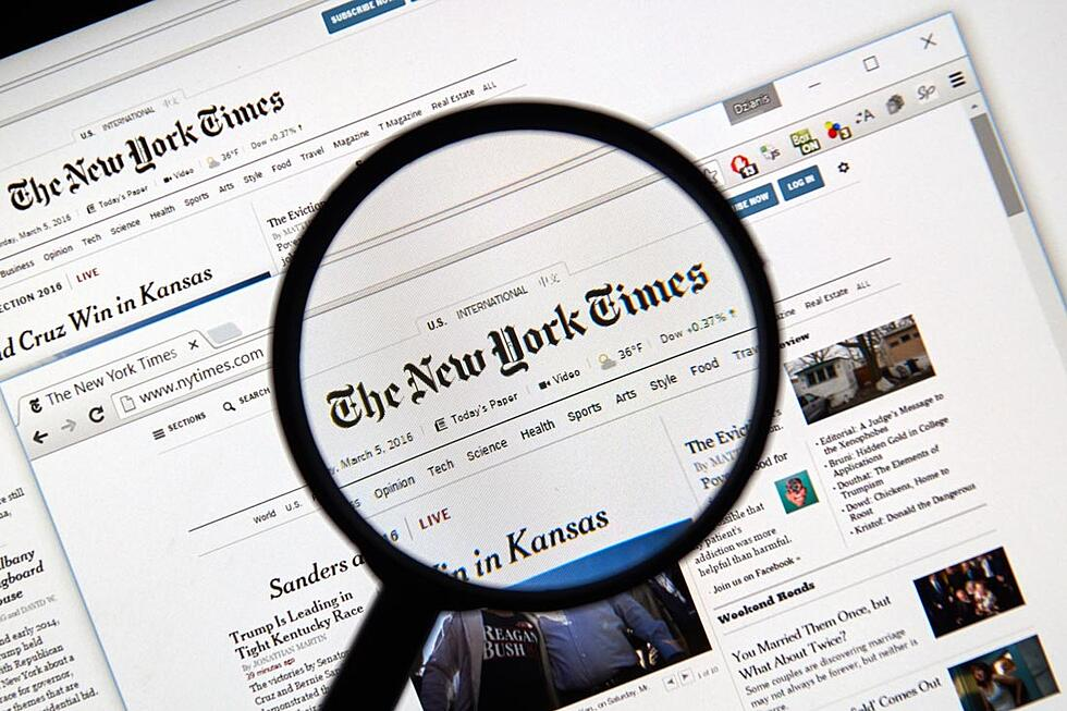 People are craving trustworthy content, New York Times subscriber numbers show