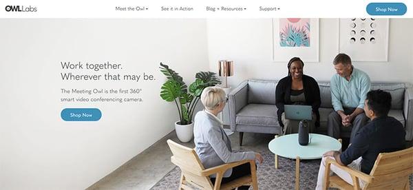 owllabs-homepage