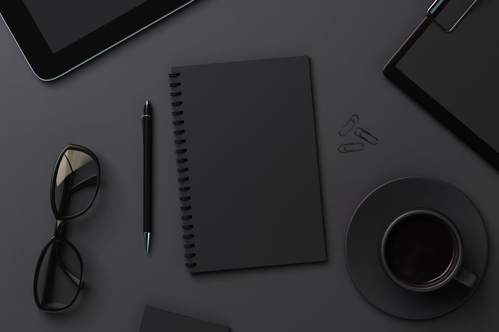 The Psychology of Design: The Color Black in Marketing & Design