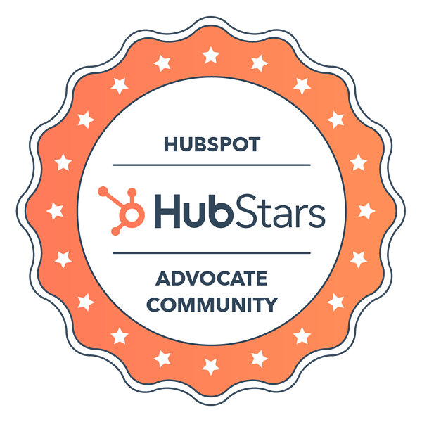 hubstars badge