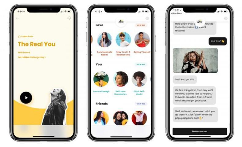 shine-app-email-box
