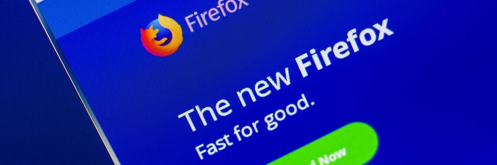 The new Firefox update is harder, better, faster, stronger