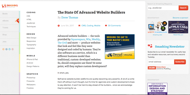 Best Font Size for Your Website and How it Effects UX