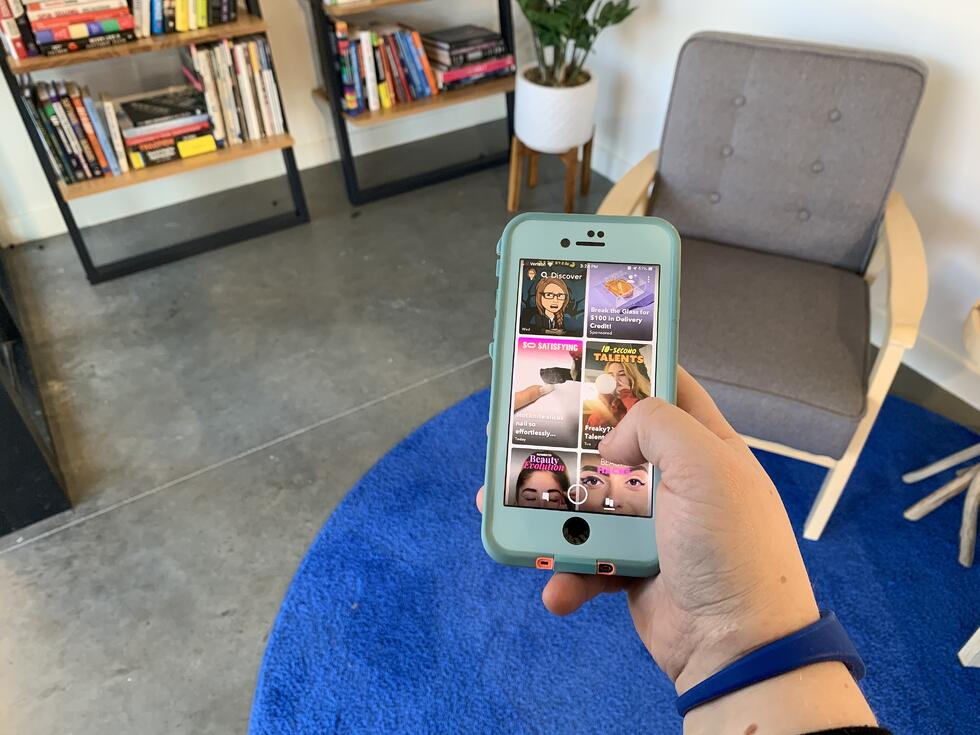 Snapchat's new Dynamic Ads feature will streamline ad creation