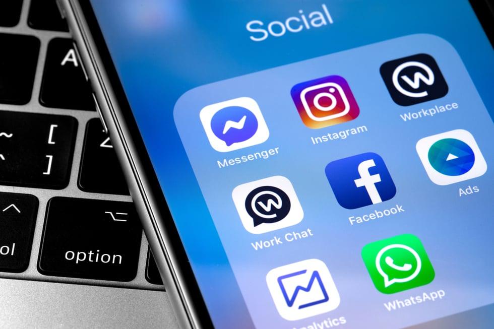 Social media ad spend set to surpass print