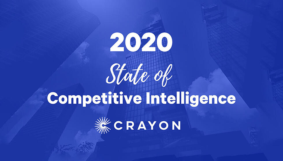 [New Data] 3 ways to win more revenue from the 2020 State of Competitive Intelligence