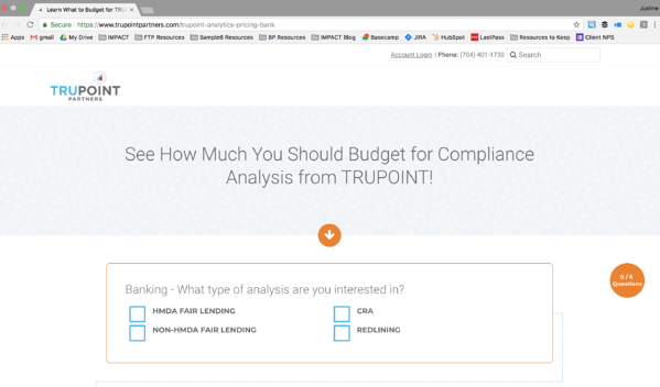 trupoint-compliance-budget-tool