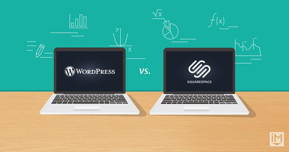 WordPress vs Squarespace: Which should you build your business website on?
