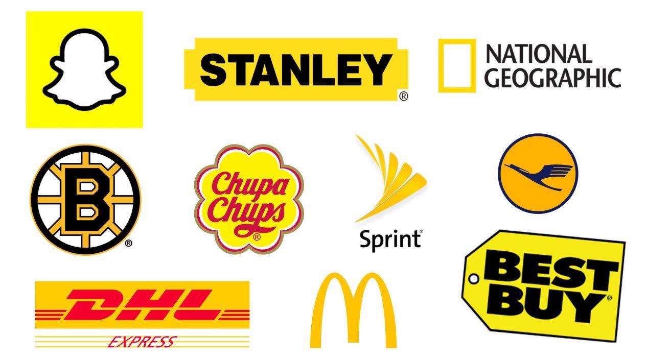 yellow-corporate-logos