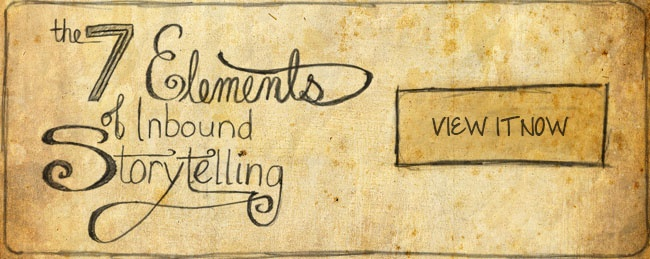The 7 Elements of Inbound Storytelling