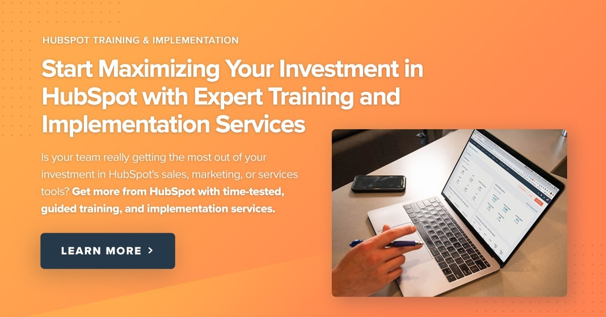 HubSpot Training Workshop