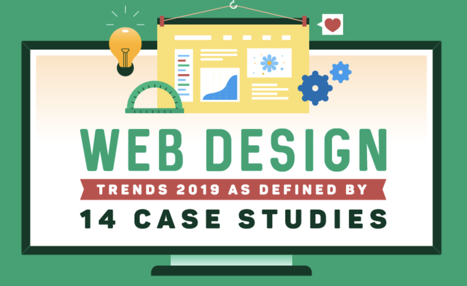14 Case Study-Fueled Statistics & Web Design Trends of 2019  [Infographic]