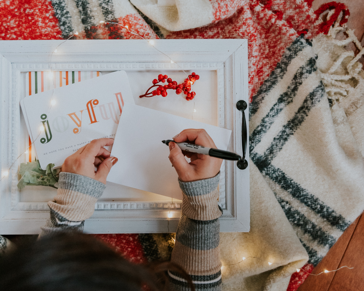 How a micro-influencer's 2019 holiday campaigns came to life: An interview with Michelle Zavodny