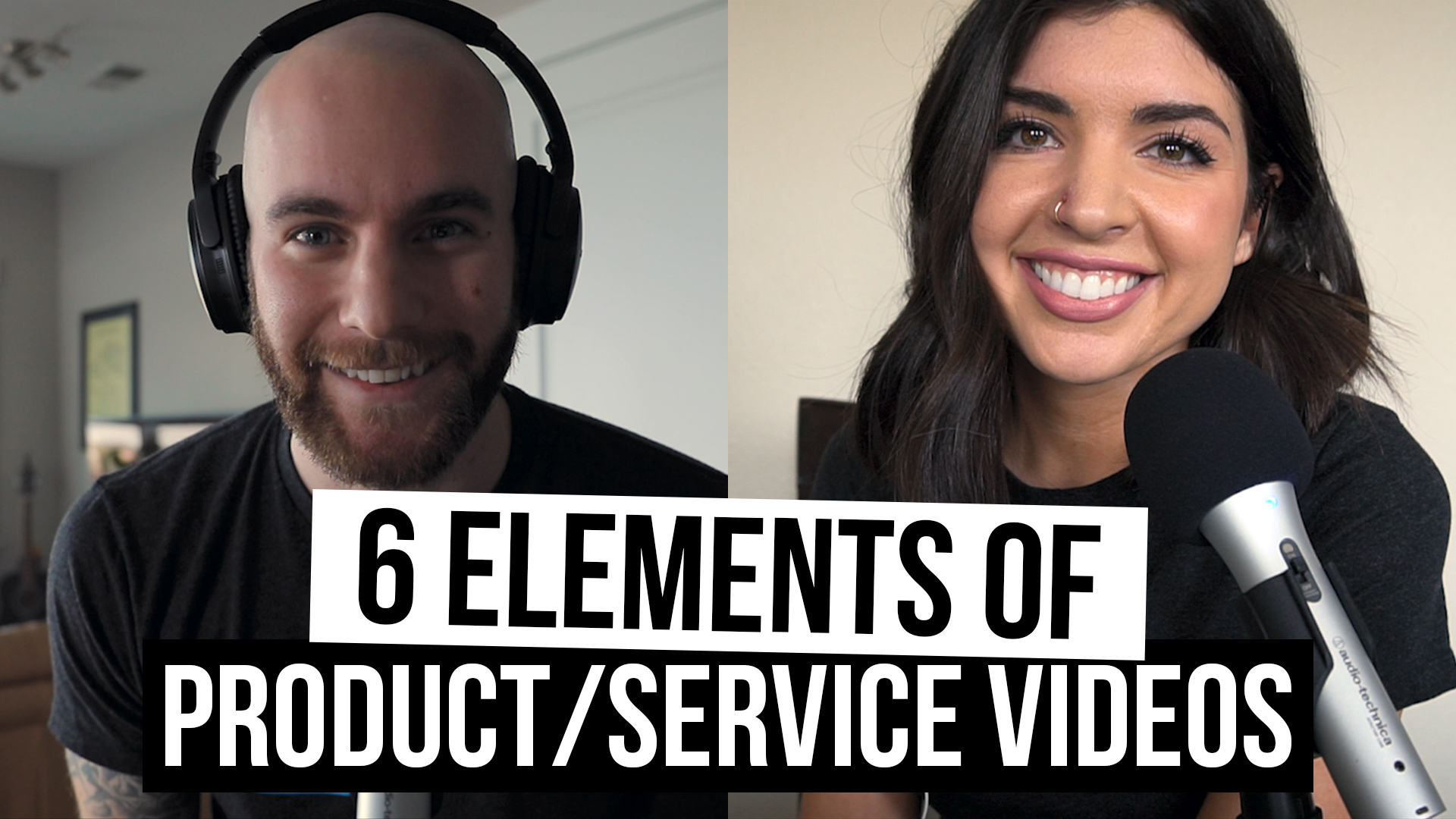 """6 Elements of Product/Service Videos"" [Film School For Marketers Podcast, Ep. 2]"