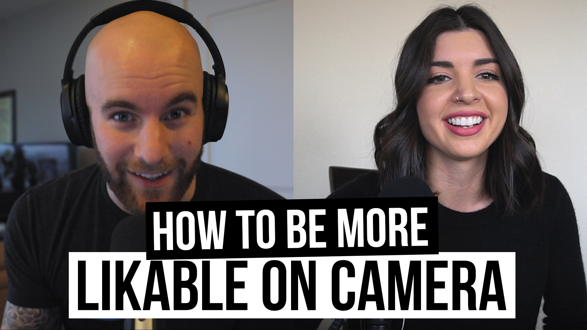 """How To Be More Likable On Camera"" [Film School For Marketers Podcast, Ep. 3]"