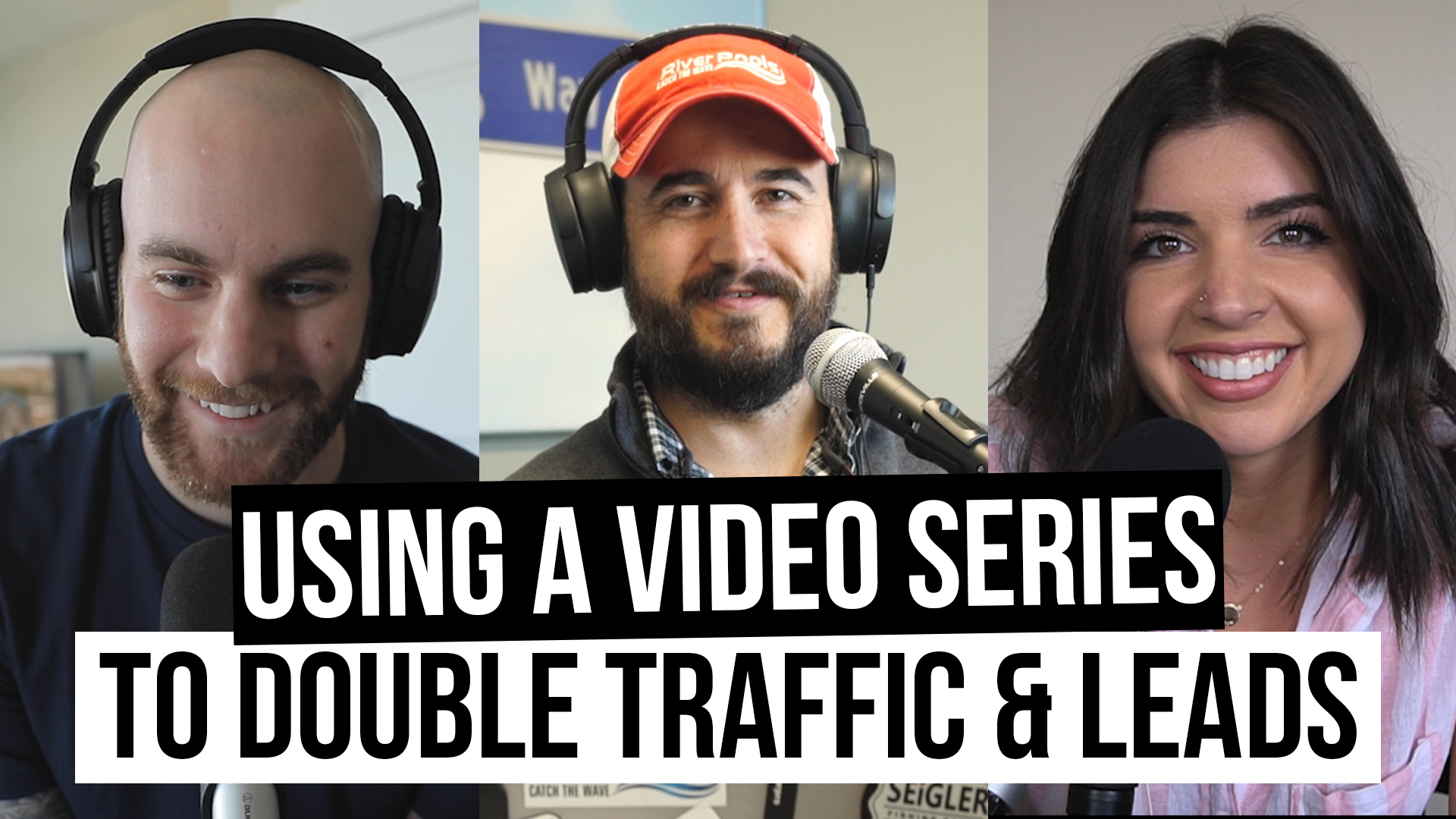 Using a Video Series to Double Your Traffic and Leads [Film School for Marketers Podcast, Ep 9]