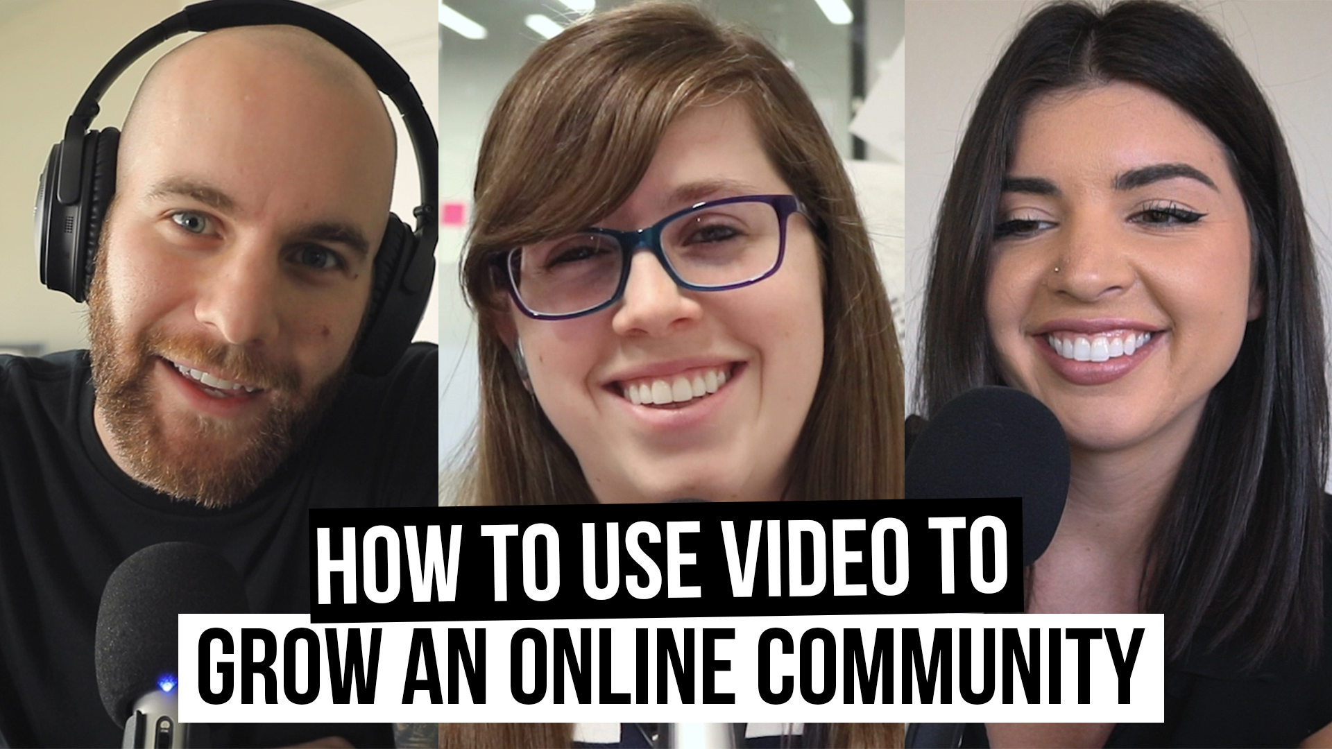 How to Grow Your Online Community Using Video (Film School for Marketers, Ep. 11)