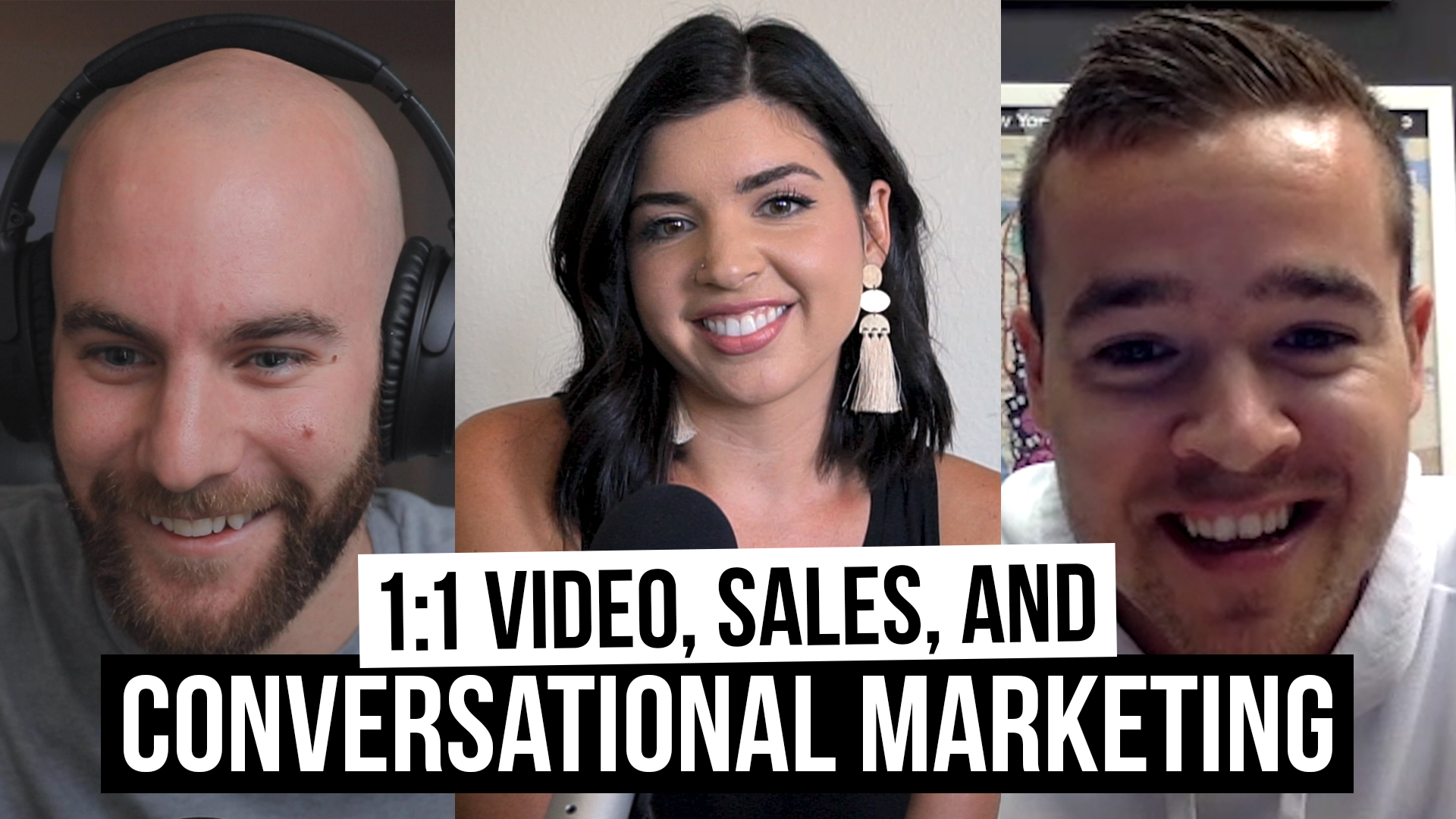 1:1 Video, Sales, & Conversational Marketing with Cody Bernard of Drift [Film School For Marketers Podcast, Ep. 18]