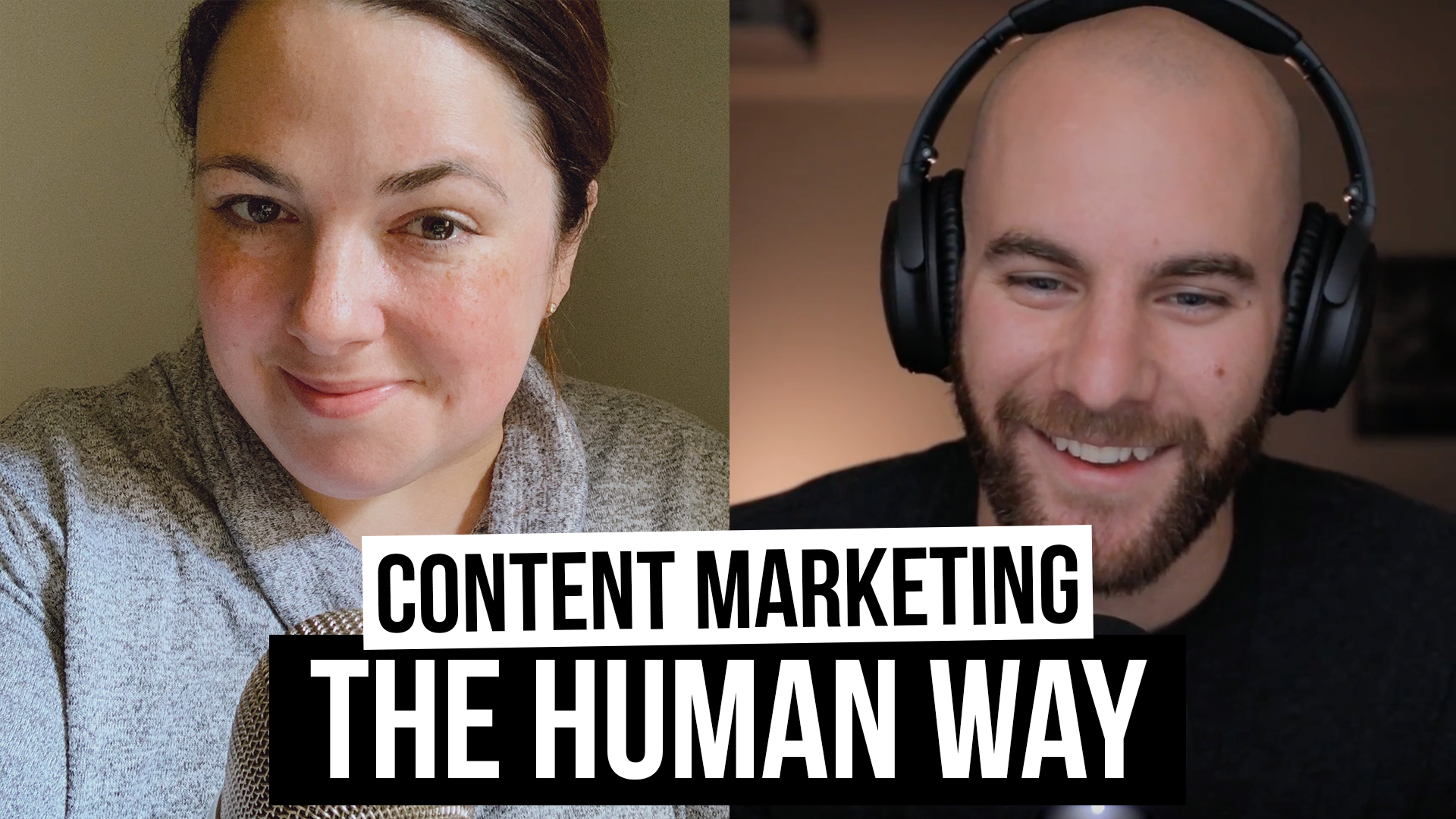 Content Marketing the Human Way [Film School For Marketers Podcast, Ep. 24]