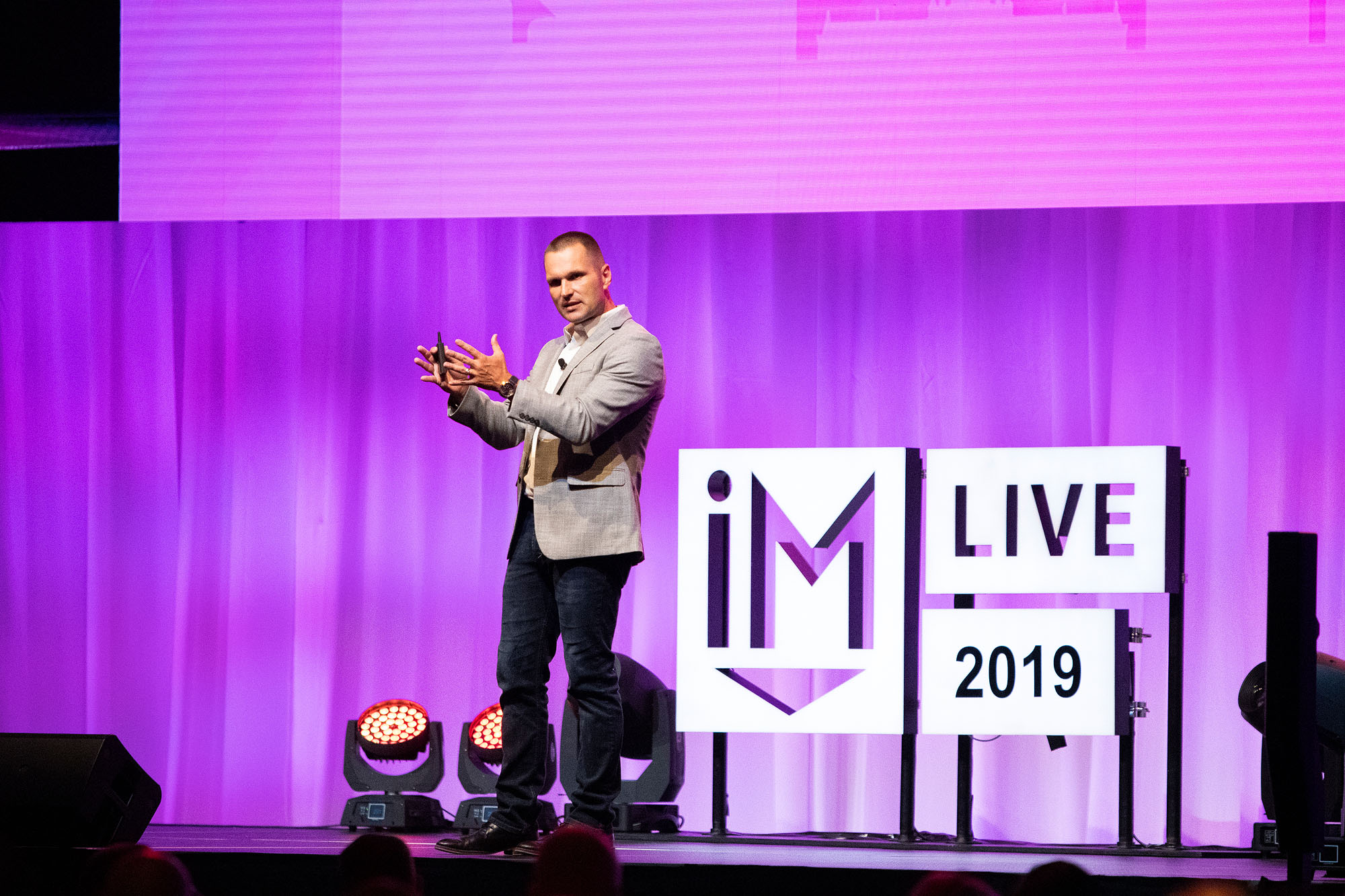Marcus Sheridan, IMPACT Live 2019
