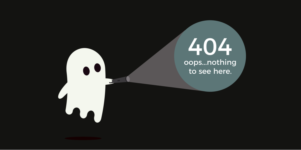21+ best 404 error page examples (+ must-know best practices)
