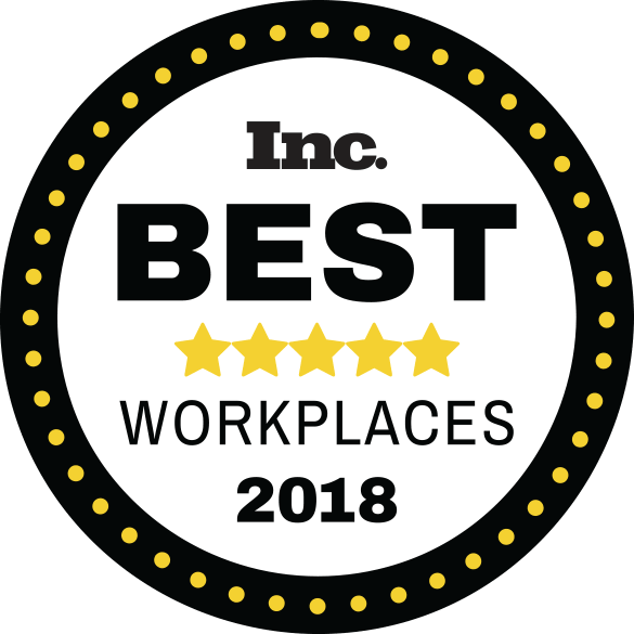 INC Best Workplaces 2018