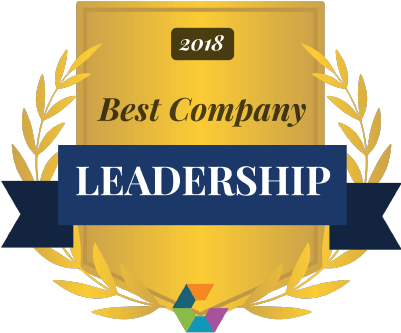 Comparably Best Company Leadership 2018